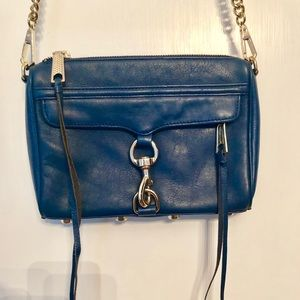Rebecca Minkoff Mini MAC leather purse